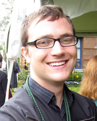 Picture of me right after my graduation from the University of Oregon in 2009.